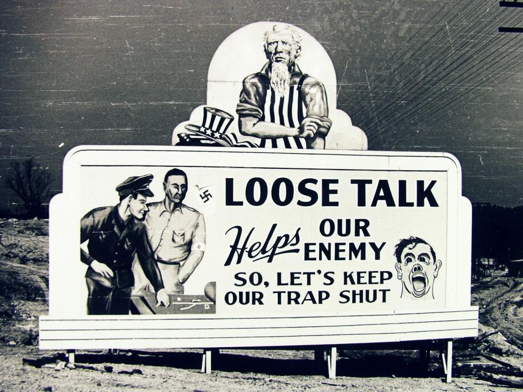lose talk